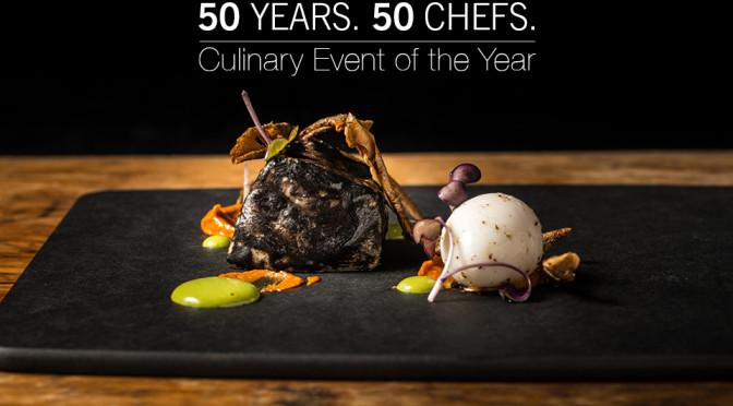50 chefs