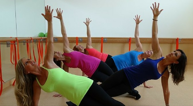 Dailey Method Barre and Spin in One