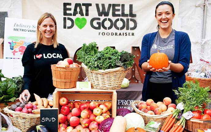 Eat For A Cause At Nature S Path Eat Well Do Good Foodraiser