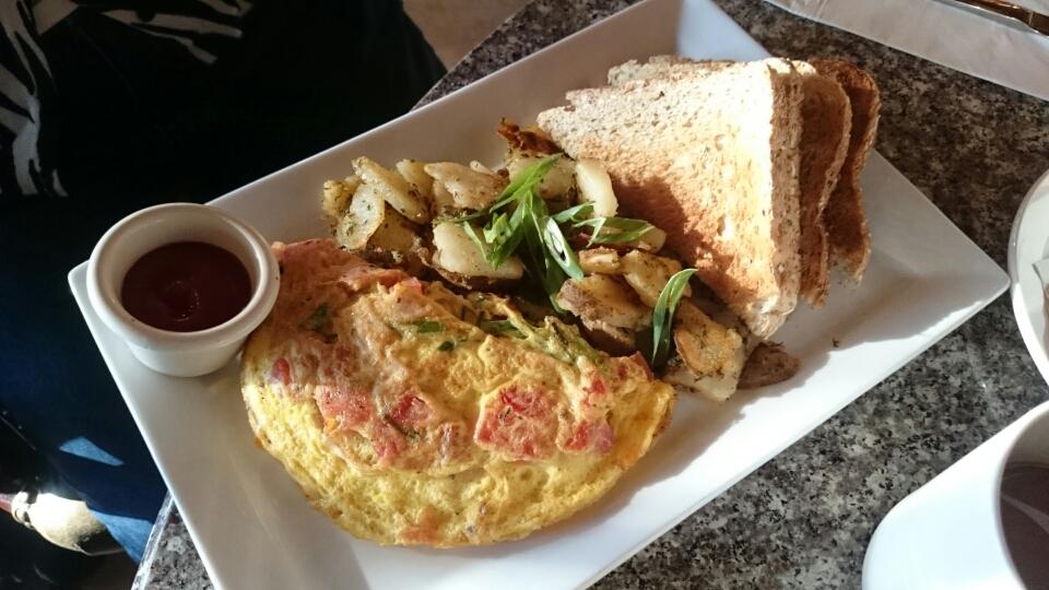 rowena'd breakfast